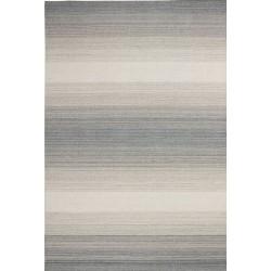 Alberolo Stripe Rug - Grey