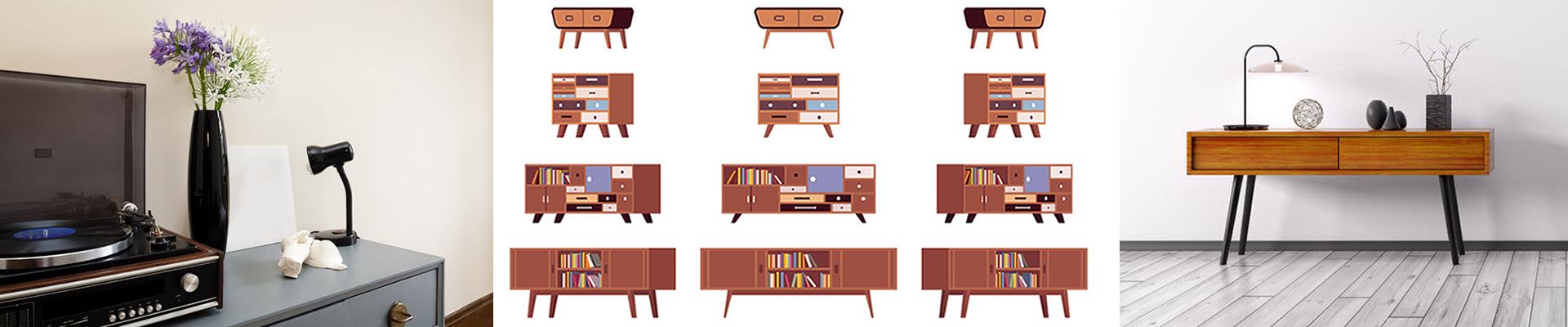 Sideboards   Wooden & Coloured Sideboards