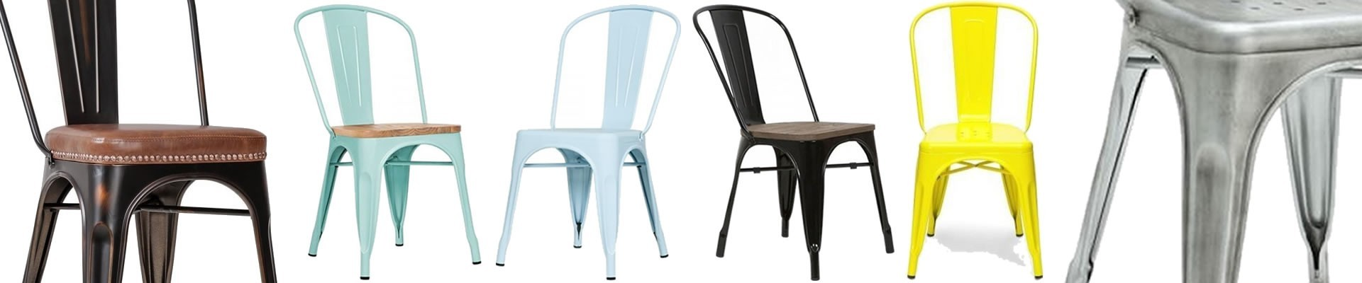 Metal Chairs   Metal Dining Chairs