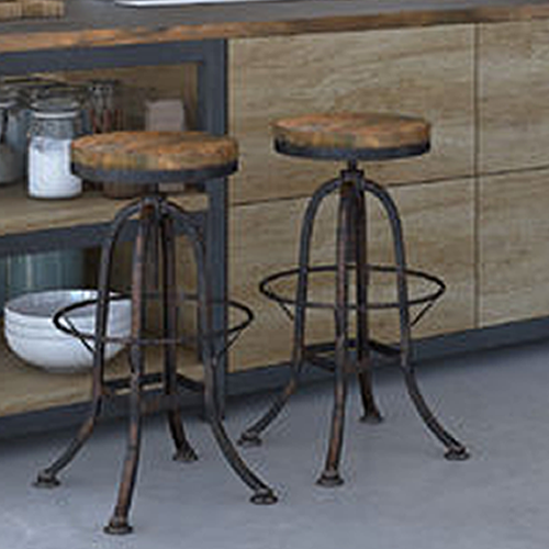 Adjustable Stools | Adjustable Height Bar Stools