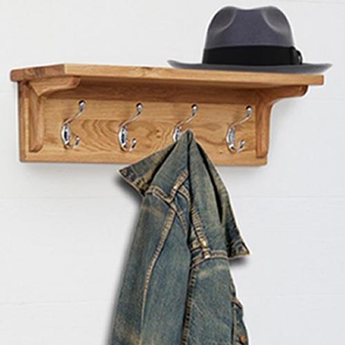 Coat Racks | Wall Mounted Coat Racks & Coat Stands