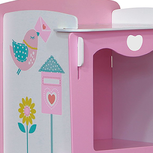 Children's Wooden Bedside Cabinets