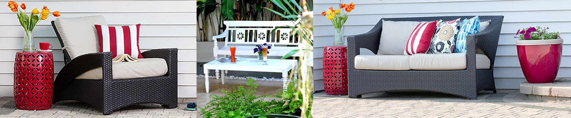 Garden Chairs | Garden, Patio & Rattan Outdoor Chairs