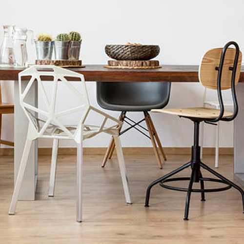 Dining Chairs | Leather, Fabric & Faux Leather Dining Chairs