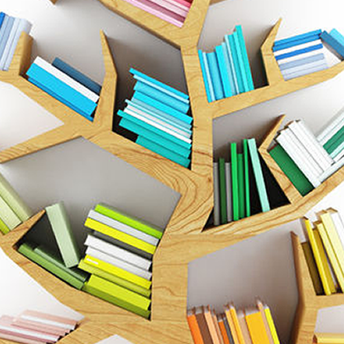 Bookcases | Home Office Bookcases & Shelving