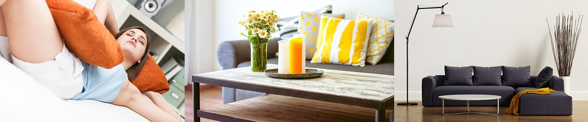 Cushions | Sofa Cushions, Bed Cushions & Many More