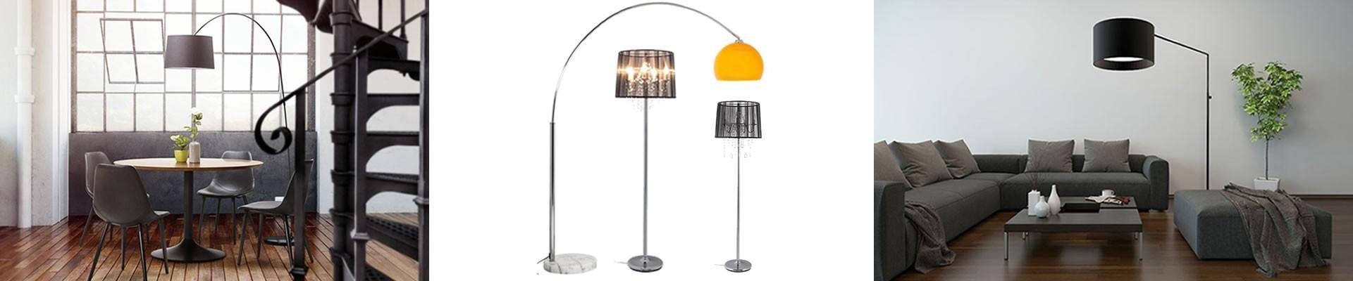 Floor Lamps | Tripod & Floor Standing Lamps
