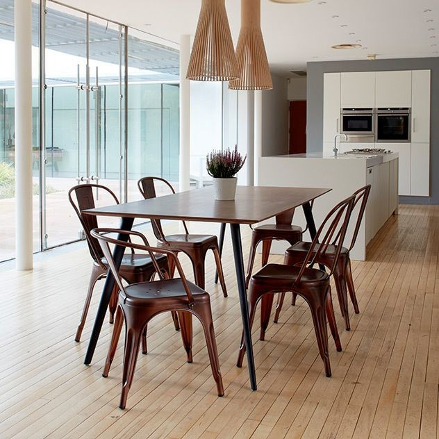 Tolix Chairs and Stools